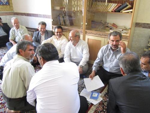 سفیران خدمت در علی آباد ملاعلی