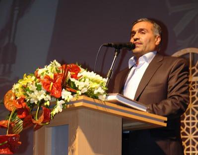 پیام تبریک آقای حاجی به فرماندار جدید شهرستان شاهین شهر و میمه
