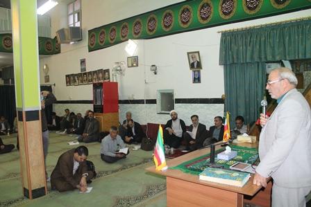حاجی در زیاد آباد : تا زمانی که مسئولیت داریم باید خود را وقف مردم کنیم
