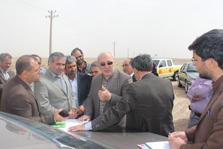عملیات اجرایی احداث میدان مورچه خورت از اواسط اردیبهشت ماه آغاز می شود.