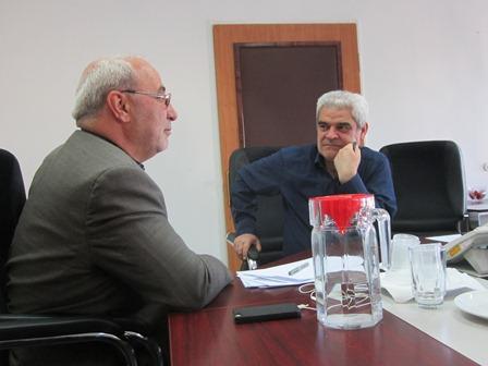 آقای حاجی در دیدار با معاون وزیر صنعت، معدن و تجارت:  پیگیر ایجاد واحد صنعتی تولید خودرو در شهرستان شاهین شهر، میمه و برخوار شد