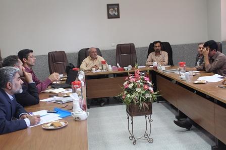 جلسه کمیته راهبردی شهرستان برخوار در بخش صنعت برگزار شد.