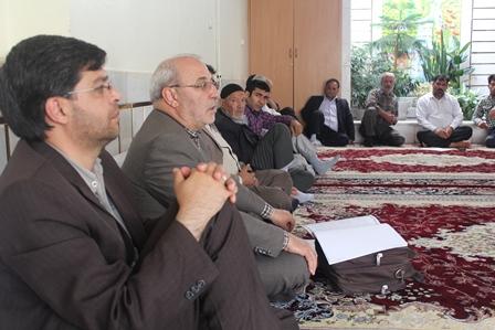 همزمانی پخش برنامه خانه ملت و جلسه گزارش دهی عملکرد سه ساله در علی آباد ملا علی