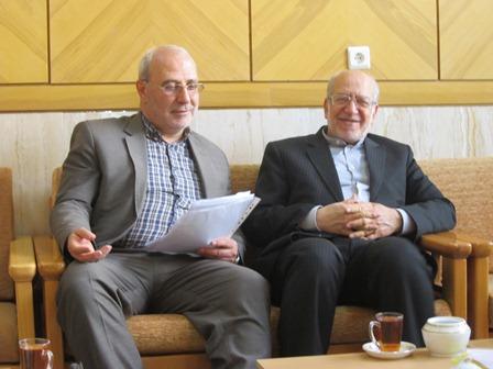 حاجی در دیدار وزیر صنعت، معدن و تجارت؛  توسعه و گسترش ناحیه صنعتی کمشچه را پیگیری کرد