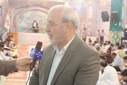 حاجی درجمع طلاب جامعه المصطفی: هدف استکبار تجزیه کشورهای بزرگ اسلامی است