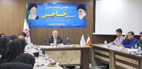 حاجی :تبعیت کامل از منویات ولی فقیه بر اساس اصل ۱۱۰ قانون اساسی، وظیفه اصلی  قوا و همه مسئولین نظام اسلامی است