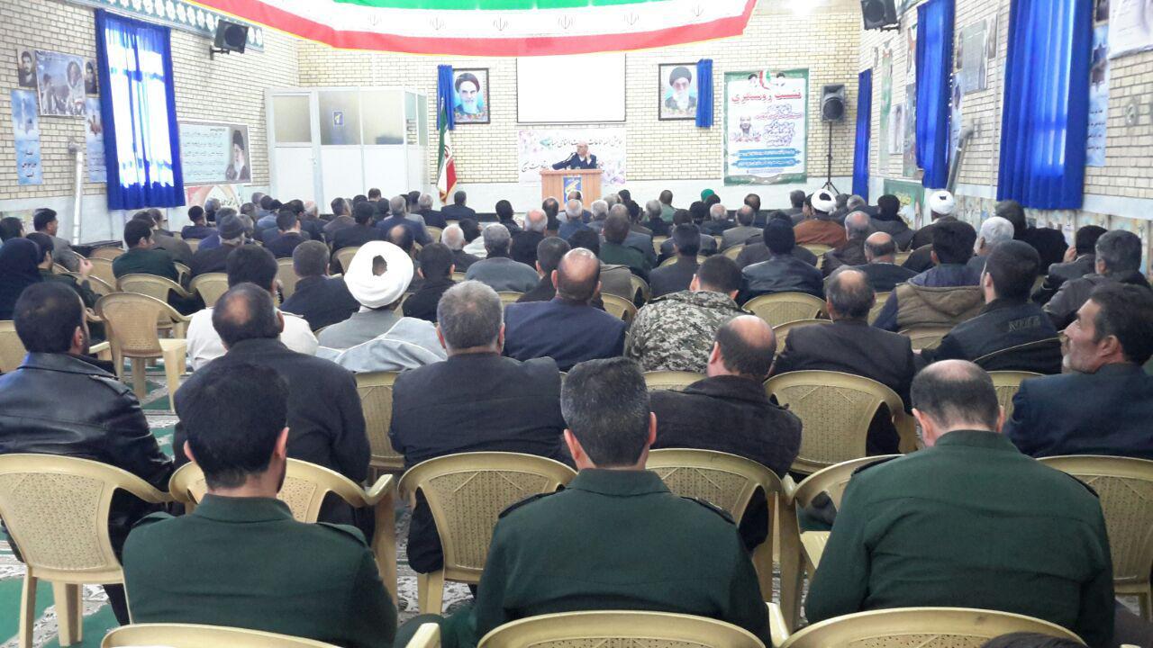 گزارش سفر آقای حاجی به غرب استان اصفهان