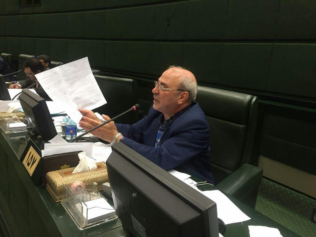 نمایندگان مردم در خانه ملت با پیشنهاد حسینعلی حاجی برای بررسی طرح ادغام موسسه صندوق حمایت و بازنشستگی کارکنان شرکت فولاد در صندوق بازنشستگی کشوری موافقت کردند.