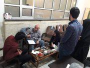 🔺ملاقات مردمی  آقای حاجی در دفتر بخش میمه  جمعه ۲۹ تیر ماه ۹۷ برگزار شد.
