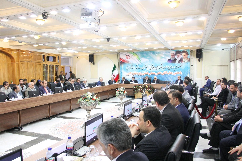 ✳بخش دوم سخنان حسینعلی حاجی در جلسه اقتصاد مقاومتی با حضور وزیر کشور :