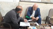 🔵ملاقات مردمی آقای حاجی در دفتر بخش میمه صبح امروز جمعه ۲۶ مرداد ۹۷ برگزار شد.