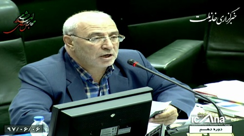 🔊 صوت – حسینعلی حاجی؛ در صحن علنی مجلس : چرا مسئولین با مردم حرف نمی زنند؟
