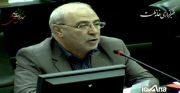 حاجی  پس از قرائت گزارش کمیسیون صنایع درباره ریشه های قاچاق کالا: آییننامه مالیاتی مبارزه با قاچاق کالا و ارز پس از دو سال تصویب تدوین نشده است