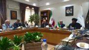 توضیحات  آقای حاجی از مباحث مطرح شده در جلسه با معاون رئیس جمهور در خصوص زاینده رود + فیلم