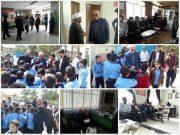 برنامه های سفر آقای حاجی به روستای علی آباد ملا علی