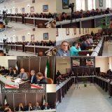 🔘معاون عمرانی وزیر کشور که به دعوت رسمی آقای حاجی به منطقه سفر کرده است، ساعتی پیش وارد شهرستان برخوار شد.