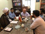 دیدار با  دبیر شورای راهبردی الگوی پیشرفت اسلامی