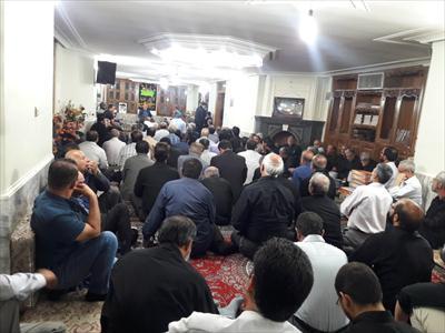 🔴- سخنرانی آقای حاجی در مراسم یادواره شهدای مهرماه هیات بنی فاطمه اصفهان