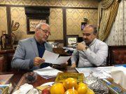 دیدار و گفتگو با مسعود سلطانی فر وزیر ورزش و جوانان