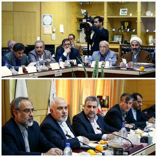 🔴 پاسخ های وزیر امور خارجه به محورهای استیضاح در کمیسیون امنیت ملی و سیاست خارجی مجلس