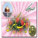 ولادت حضرت زینب کبری و روز پرستار بر شما مبارکباد
