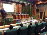 سخنرانی در شورای اداری شهرستان شاهین شهر و میمه