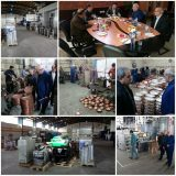 🔴 بازدید آقای حاجی از چند واحد تولیدی و صنعتی در شهرستان برخوار