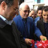 ♨امروز به دعوت رسمی  آقای حاجی انجام  شد : 🔺سفر وزیر صنعت، معدن و تجارت به منطقه