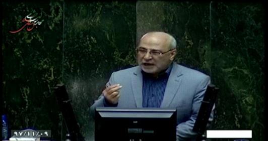 ♨بیست و دومین نطق میان دستور آقای حاجی در صحن علنی مجلس شورای اسلامی +صوت