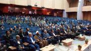 🌷حضور آقای حاجی در مراسم بزرگداشت شهدای شهرستان شاهین شهر و میمه