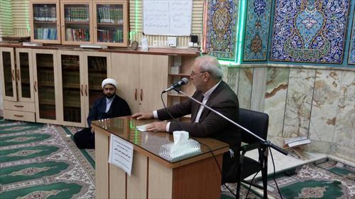 آقای حاجی :هرجا و در هر مسئولیتی ،ما مدیران جهادی و انقلابی داشتیم کار مردم به درستی انجام گرفته است.