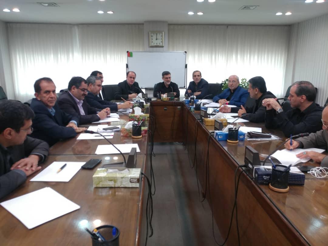 جلسه مشترک در هیأت رئیسه مجلس برای بررسی احکام حقوقی شاغلان و بازنشستگان و اصلاح احکام حقوقی دانشجومعلمان
