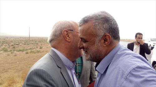 سفر وزیر جهاد کشاورزی به میمه و بازدید از شرکت تعاونی گلستان میمه+فیلم