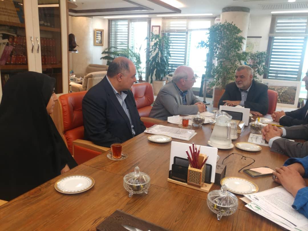 🔴 جلسه آقای حاجی با محمود حجتی وزیر جهاد کشاورزی