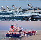 🙏 تقدیر آقای حاجی از اقدام به هنگام دلیرمردان نیروی دریای سپاه در توقیف نفتکش انگلیسی