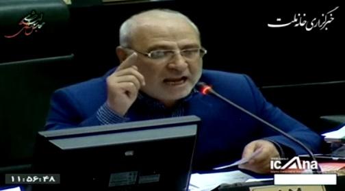 ♨️هشدار شدید اللحن جناب آقای حاجی به وزیر کشور +صوت