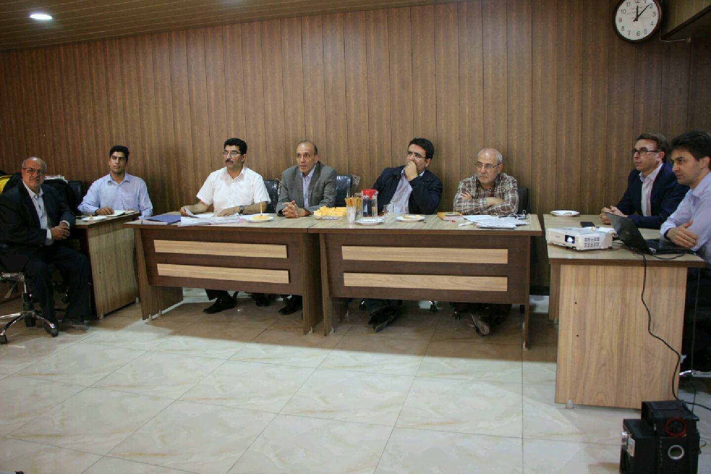🔴جلسه رسیدگی به مشکلات گروه صنعتی مپنا در دیدار قائم مقام این گروه با آقای حاجی