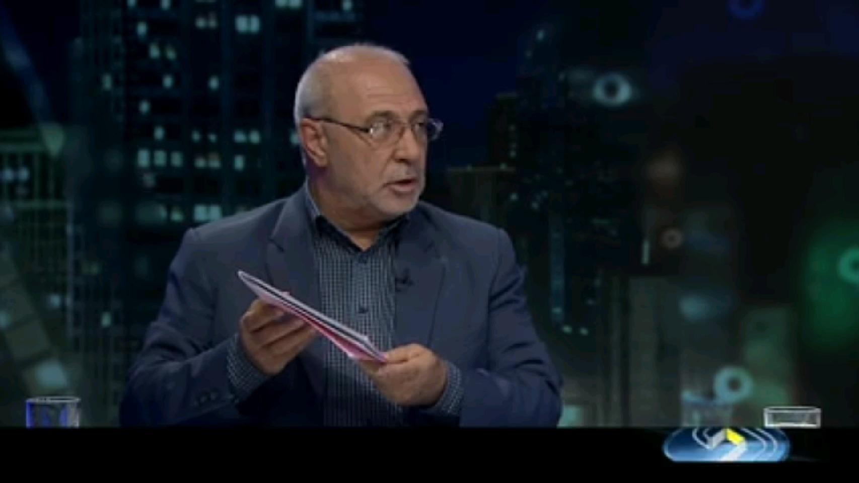 ✅✅✅حسینعلی حاجی در برنامه *گفتگوی ویژه خبری شبکه دوم سیما *+فیلم