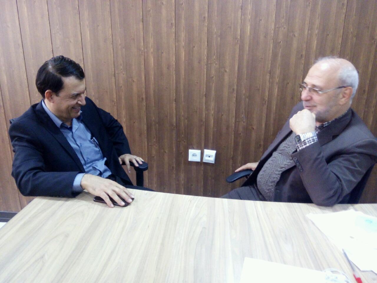 ❇️حاجی خطاب به رئیس جدید بیمارستان گلدیس شاهین شهر: