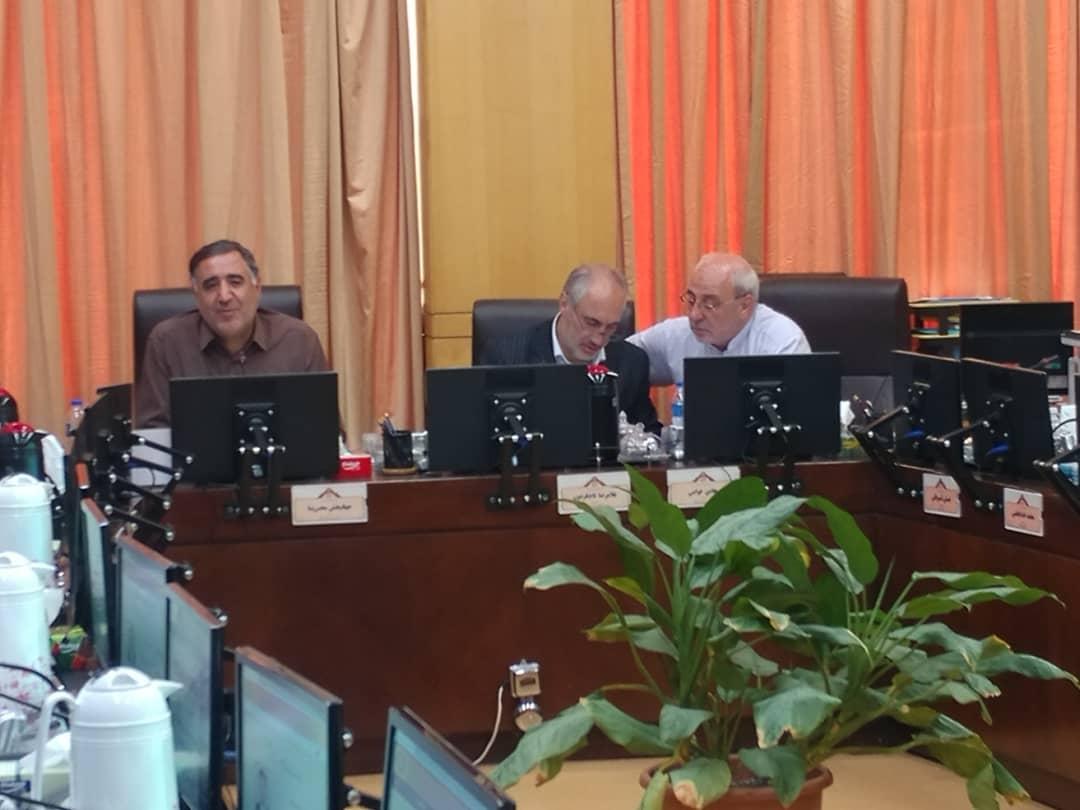 جلسه عصر امروز کمیسیون برنامه و بودجه و رسیدگی به لایحه بودجه سال ۹۹ کل کشور