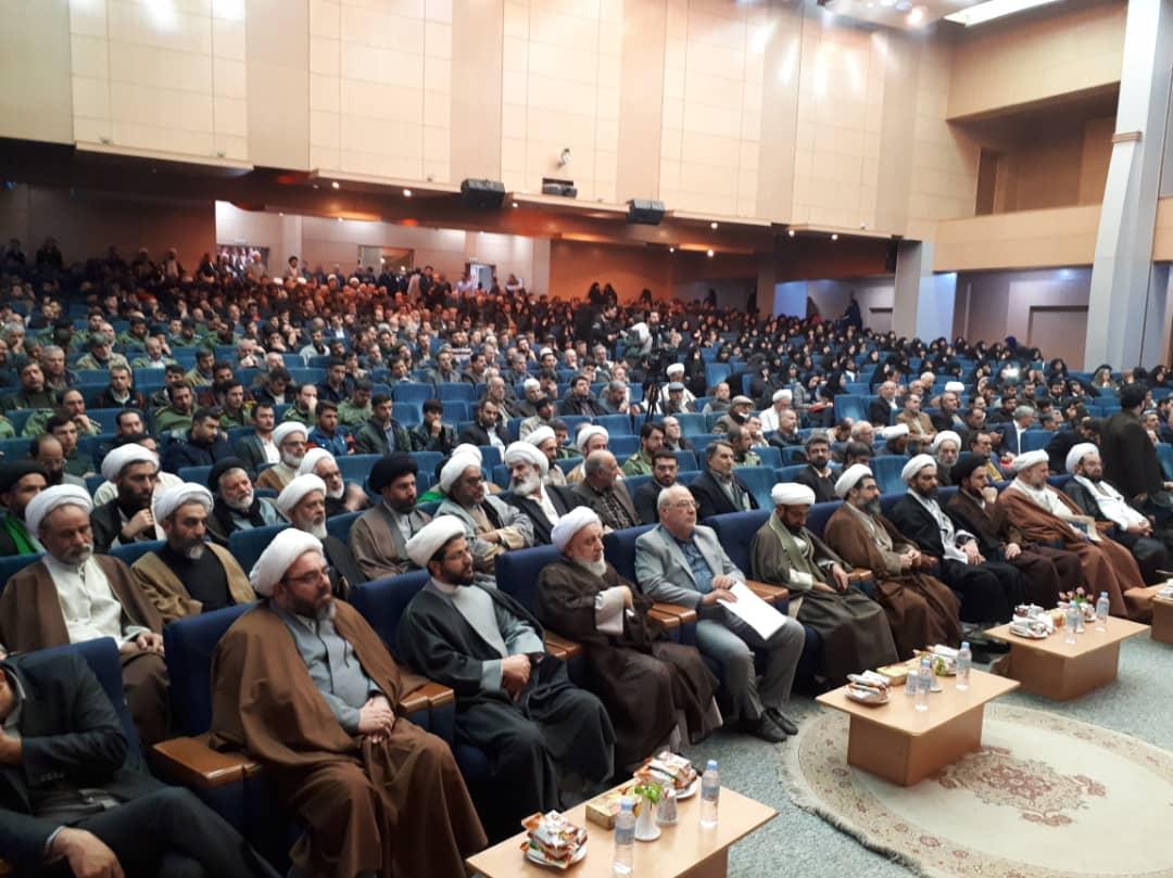 ⭕️حضور آقای حاجی در همایش فلسفه سیاسی انقلاب اسلامی و گام دوم