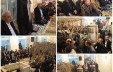 عرض خداقوت آقای حاجی به اعضای ستاد انتخاباتی اش در شهر سین برخوار