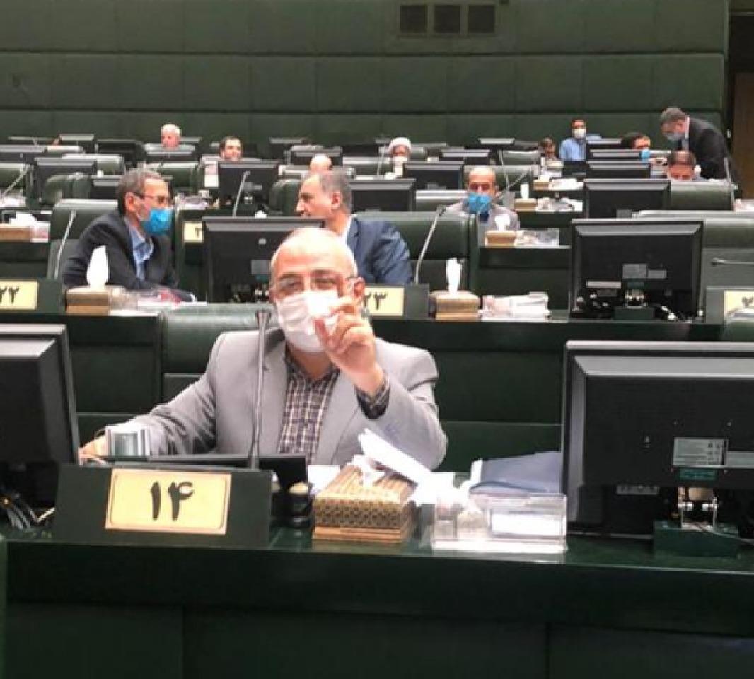 انتقاد آقای حاجی از دست کاری در گزارش تحقیق و تفحص از ستاد مبارزه با قاچاق کالا و ارز