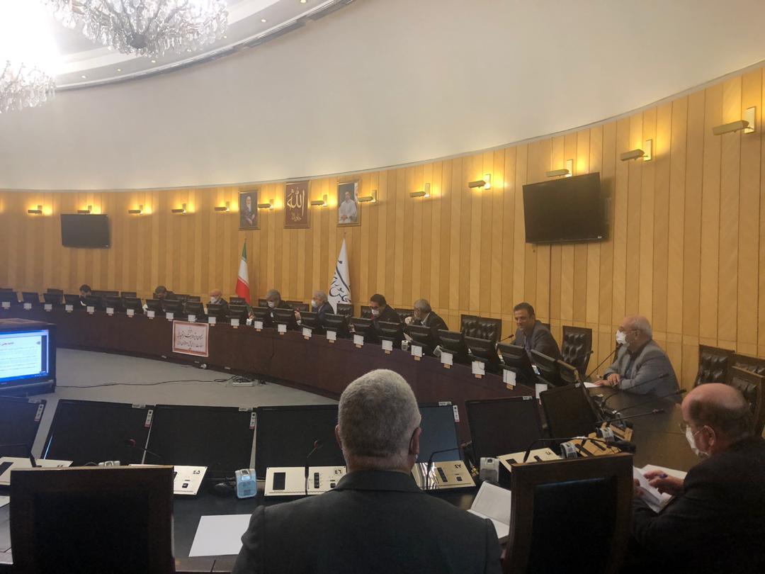 جلسه کمیسیون برنامه بودجه و محاسبات مجلس شورای اسلامی با حضور دکتر نوبخت+صوت