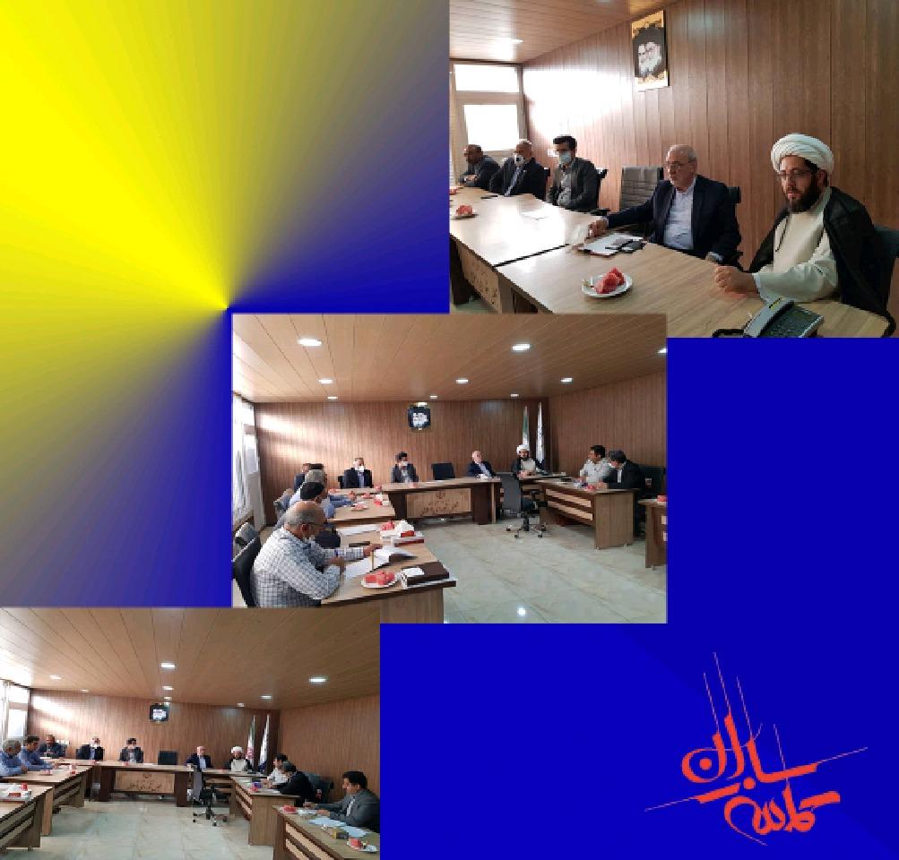 کمیسیون تخصصی مشورتی کشاورزی آقای حاجی برگزار شد