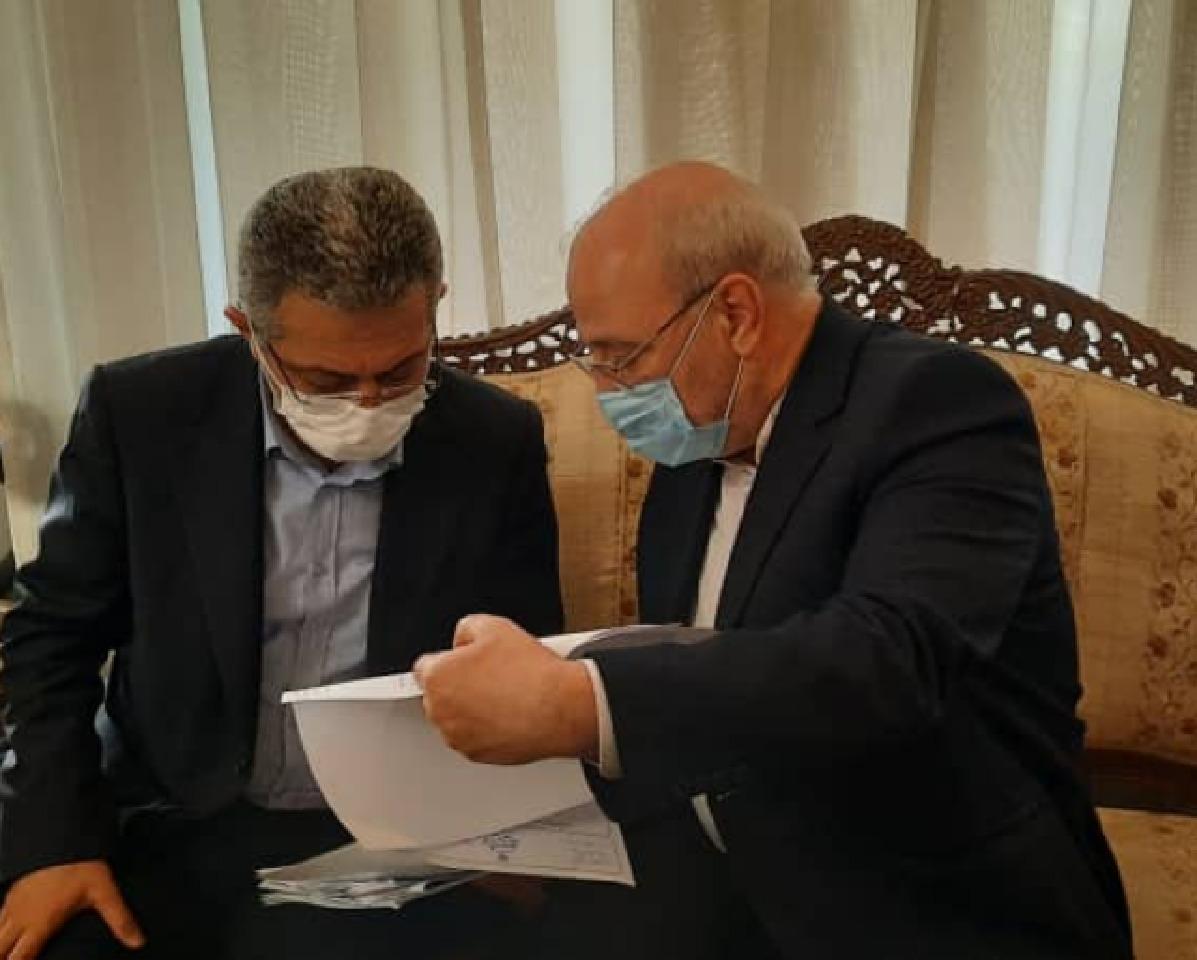 گفتگوی آقای حاجی  با دکتر جان بابایی معاون وزیر بهداشت