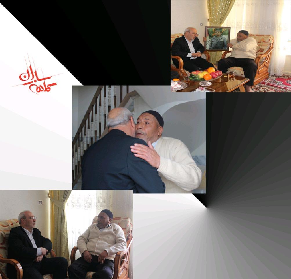 پیام تسلیت بمناسبت درگذشت پدر مکرم شهید والامقام بهمن علی نجیمی