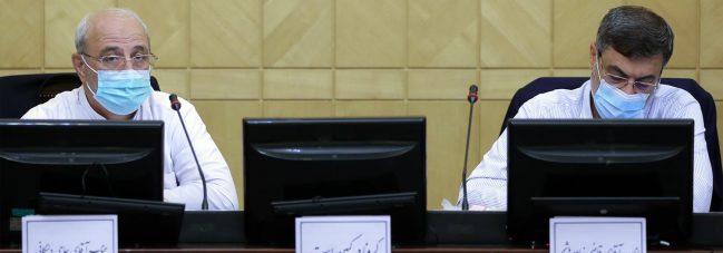 بازتاب خبری جلسه هماهنگی روسای کمیسیون ها و هیات رئیسه مجلس ۲۸ مهر ۹۹