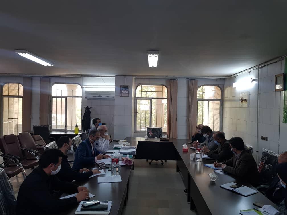 پیگیری تامین سوخت کارگاه های مبل و منبت شهرستان برخوار