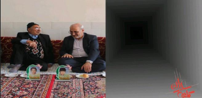 درگذشت ابوالشهیدین حاج محمد حسین رضایی پدر معظم شهیدان مصطفی و مرتضی